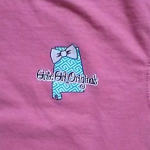 Comfort Colors Tops - GIRLIE GIRL ORIGINALS T-SHIRT
